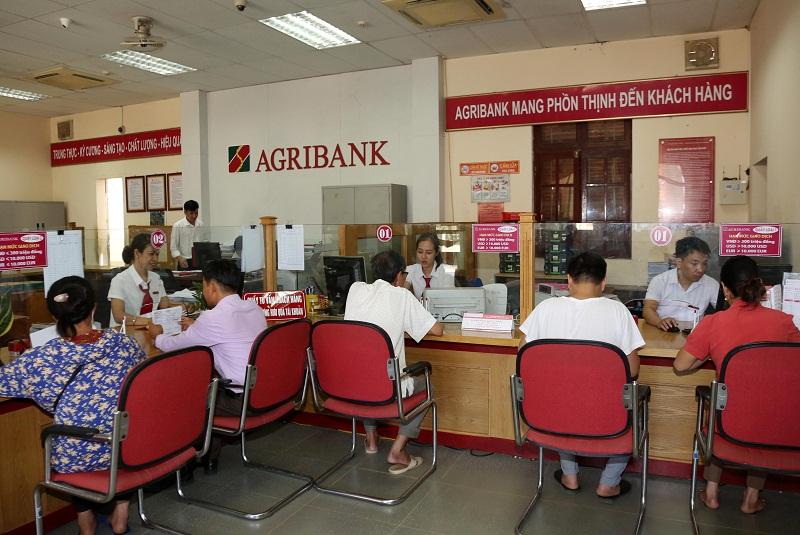 Lãi suất vay thấu chi Agribank