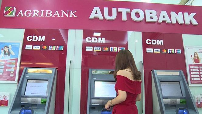 Phí rút tiền atm Agribank