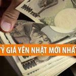 Tìm hiểu về tỷ giá yên Agribank mới nhất 2020