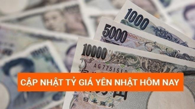 tỷ giá yên Agribank