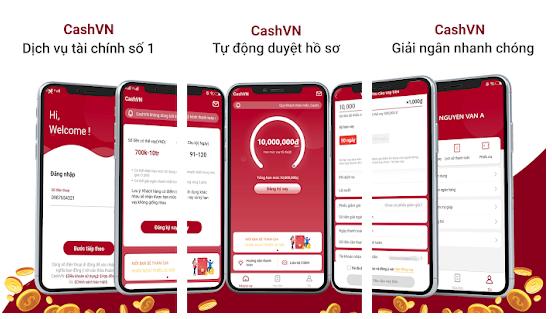 App Cashvn