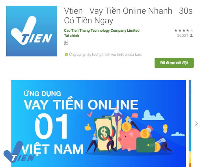App Vtien