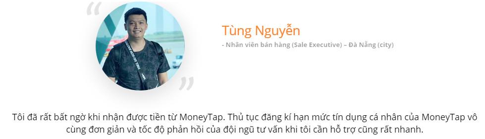 Phản hồi khách hàng về MoneyTap