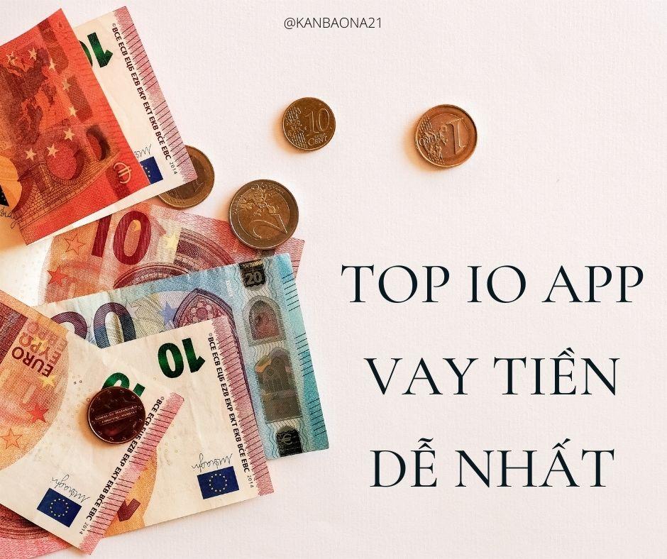 App vay tiền dễ