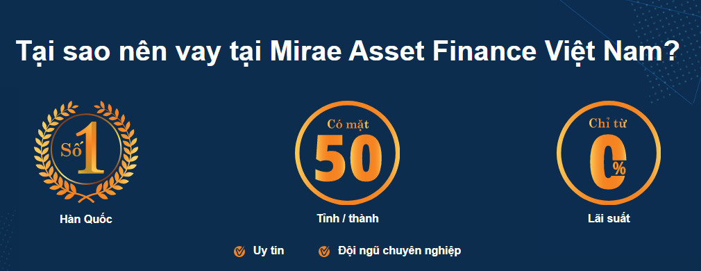 Uy tín của Mirae Asset