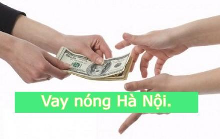 Vay gấp Hà Nội